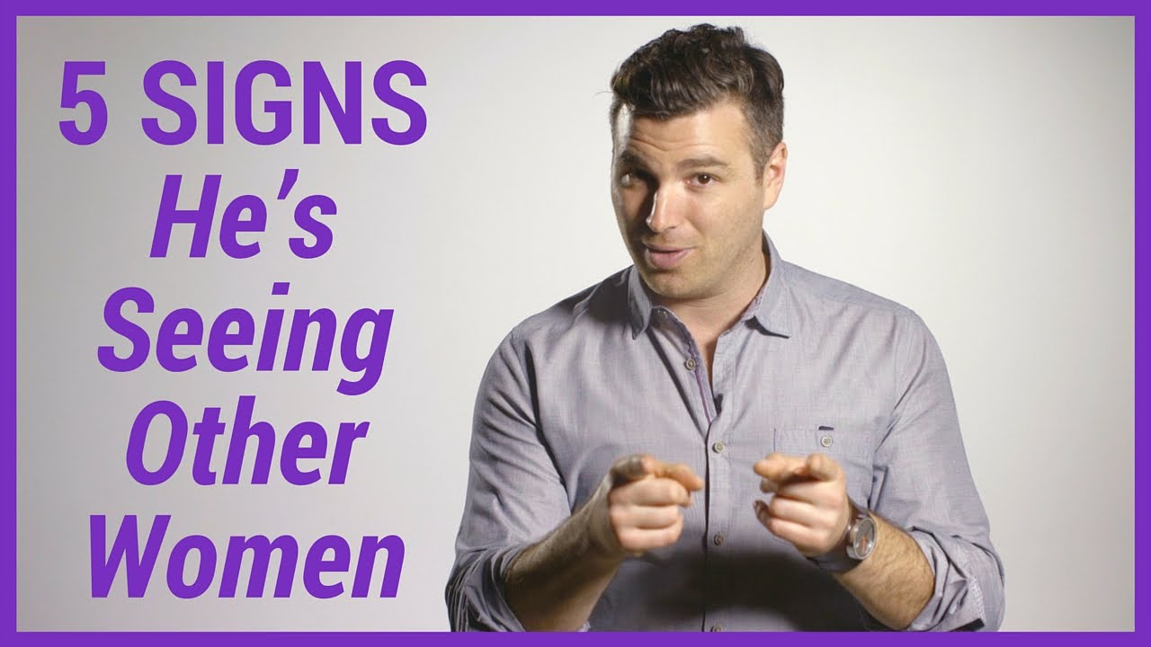 Signs he only dating you