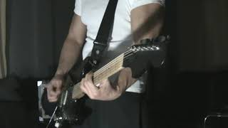 The Cure - Play With Me   (madz guitar cover)