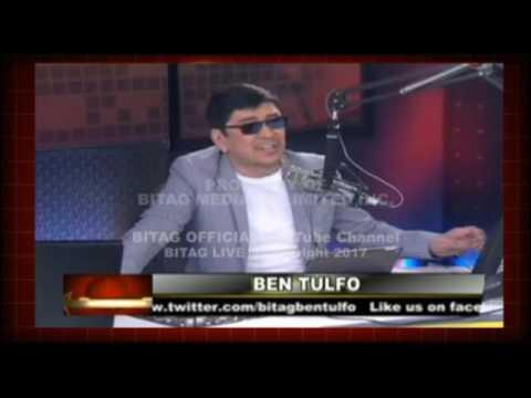BITAG to DE LIMA: Namnamin mo atensyon ng media! Huhupa rin 'yan!