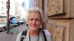 Jutta, 57, ist süchtig nach Crack, Alkohol und Gras
