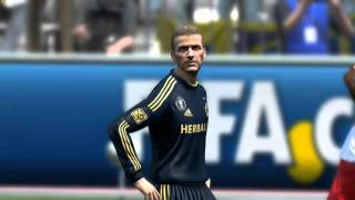 FIFA 13 [4K 60fps] [GTX 960 2GB & Intel XEON X5492]
