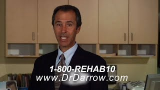 Prolotherapy Performed On The Shoulder: Dr. Marc Darrow