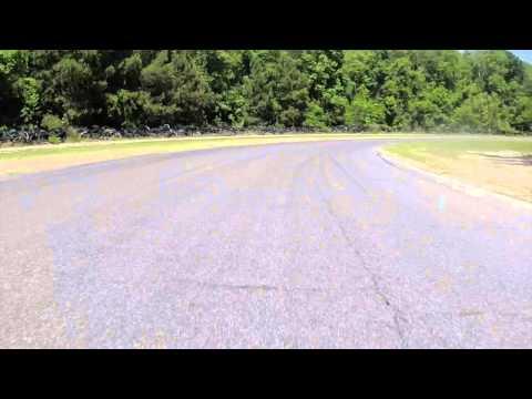 First Solo Run RR - Star View