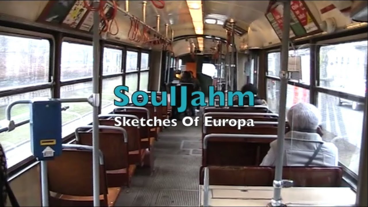 "SoulJahm - Sketches Of Europa - Phase 2 - ""Growing The Music"""
