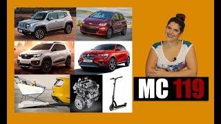 BMW a Preço de Patinete - MC 119, com Camila Camanzi