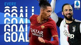 Smalling scores and provides 2 assists & Higuaín keeps Juve at top | EVERY Goal Round 13 | Serie A