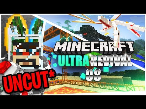 Minecraft: Ultra Modded Revival Uncut Ep. 8