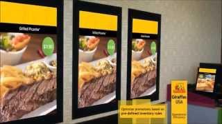 Системы видео-табло и экранов меню для кафе и пиццерий ч.2(В кафе и пиццериях необходимо удобное меню. Основная его задача - это красиво и наглядно показывать ассорти..., 2015-07-20T10:49:22.000Z)