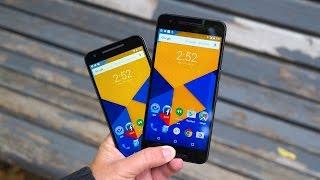 Nexus 5X vs Nexus 6P | Pocketnow