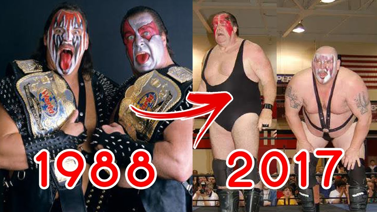 10 WWF Wrestlers Who Wrestled In The 80's STILL WRESTLING 2018!