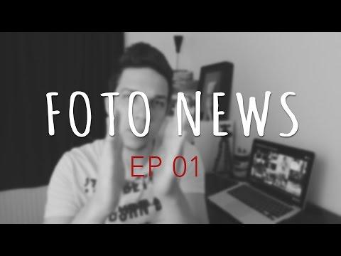 FOTO NEWS EP01# - 100 Anos de Nikon, Adobe Sensei e mais...
