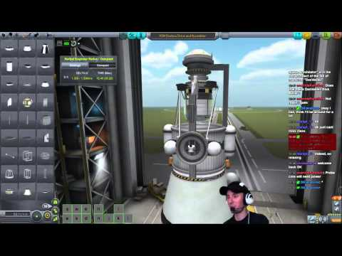 Kerbal Space Academy - Advanced Space Station Design - 2 / 3