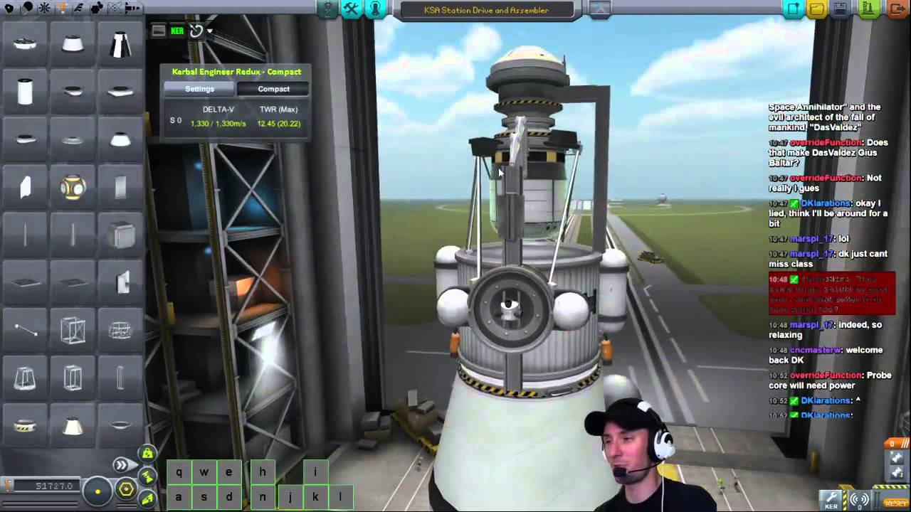 Kerbal Space Academy - Advanced Space Station Design - 2 ...