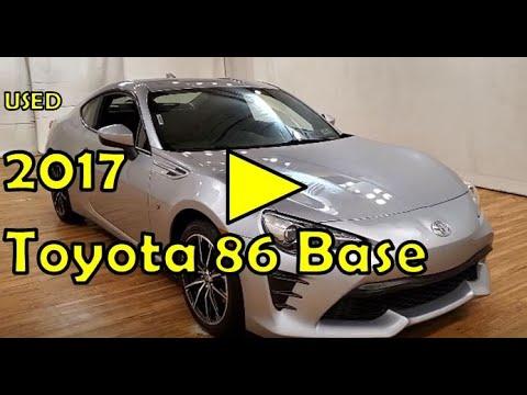 2017 | Toyota 86 Base | MEDIA SCREEN REAR CAMERA | #Carvision