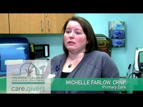 Meet Michelle Farlow, CRNP - Atlantic General Primary Care, Snow Hill and Atlantic Health Center