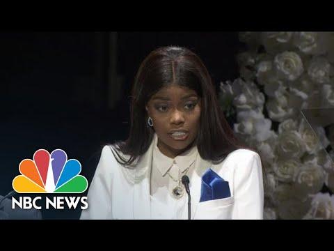 Former President Barack Obama Sends Letter Honoring Nipsey Hussle | NBC News