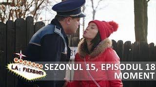 Las Fierbinti - SEZ. 15, EP. 18 - Gianina s-a îndrăgostit de Robi