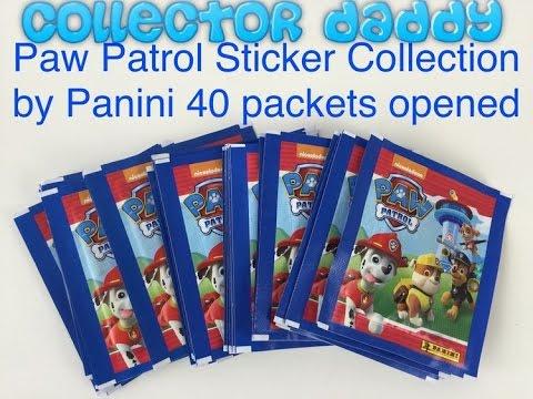 PANINI-PAW PATROL-STICKER 4