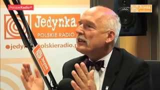 Janusz Korwin-Mikke: kobiety są mniej inteligentne od mężczyzn (Jedynka)