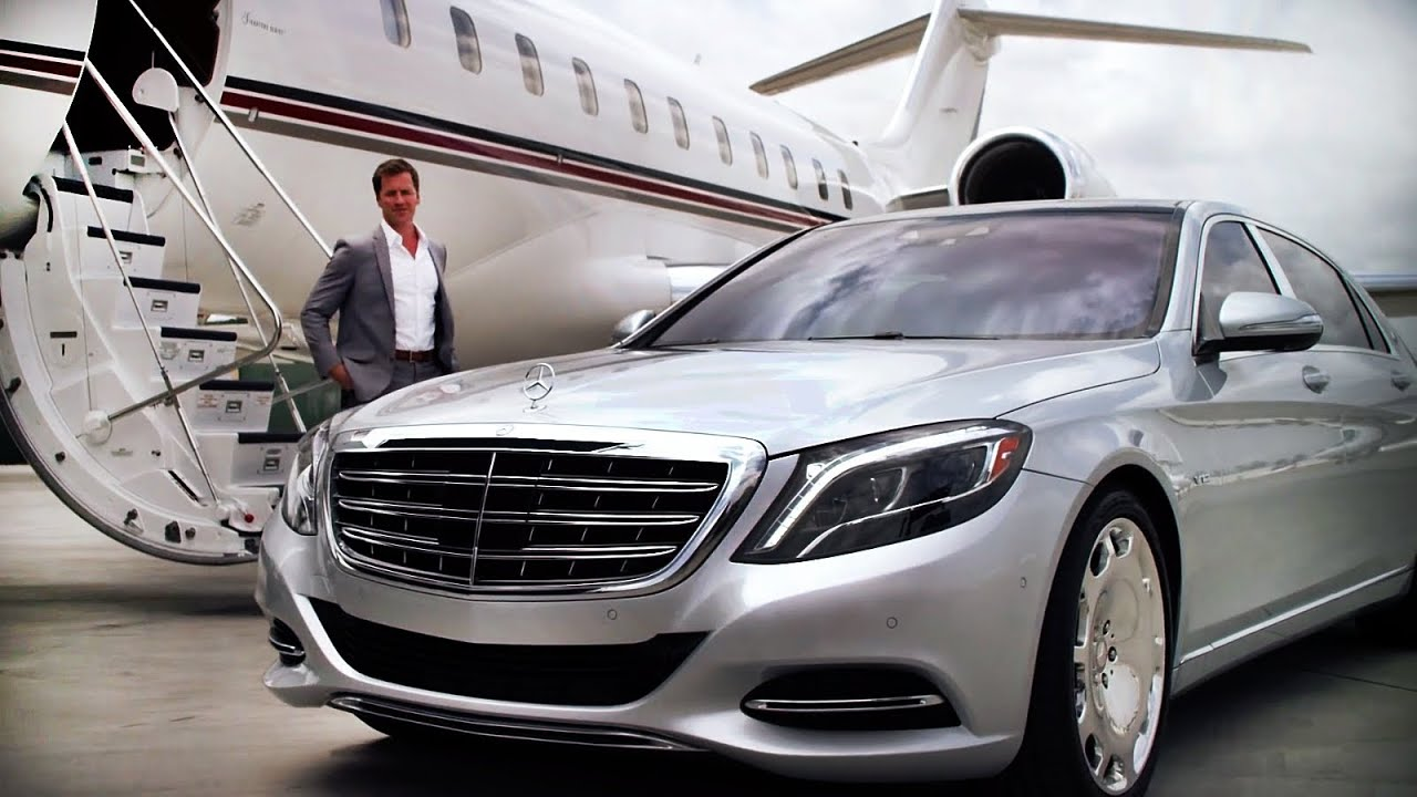 Millionaire Quotes Wallpaper Hd Luxury Life Series Private Jet The New Maybach Youtube