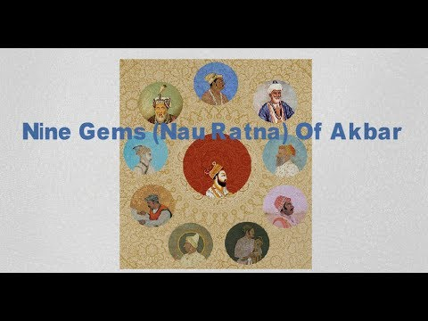 [Everyone Must Watch] Akbar's Nine Gems (Akbar Ke Navaratna) And Trick To Remember