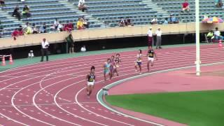 2013日本学生陸上 男子4x400mR 予選1