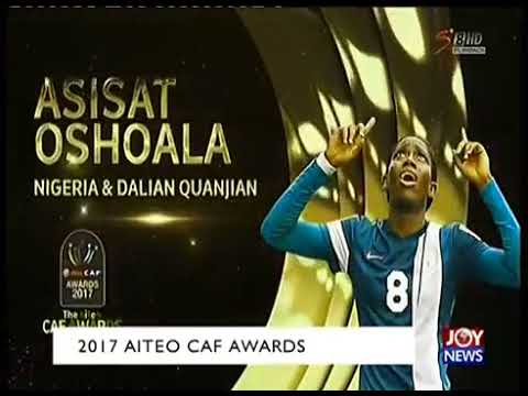 2017 AITEO CAF AWARDS FULL VIDEO