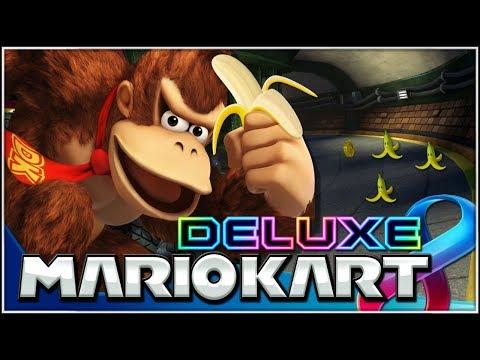 El platanero!!! | Mario Kart 8 Deluxe (Switch) con @Dsimphony