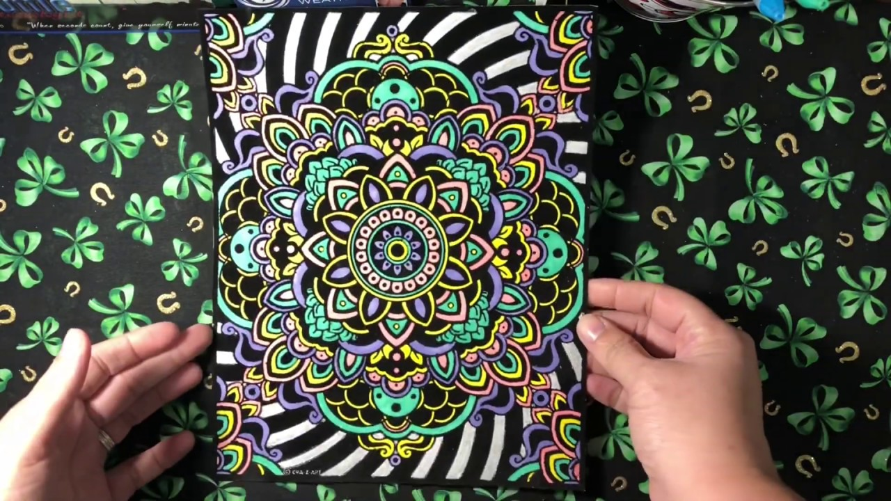 Finished Coloring Pages February 2019 Youtube