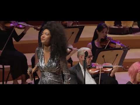 You Are So Beautiful Judith Hill California Philharmonic Orchestra