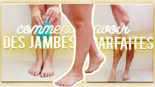 [ Conseils n°5 ] : Comment raser ses jambes à la perfection ? ( ROUTINE RASAGE ) ♡