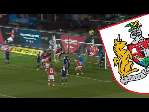 Goals: Bristol City 3-0 Crewe Alexandra