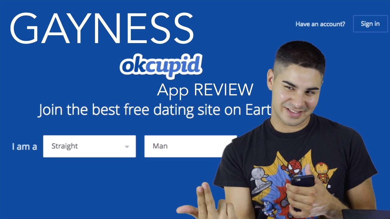 Gayness - OkCupid App