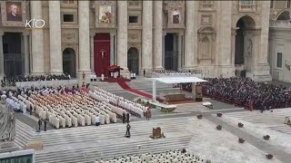 Messe et Canonisation de Louis et Zélie Martin