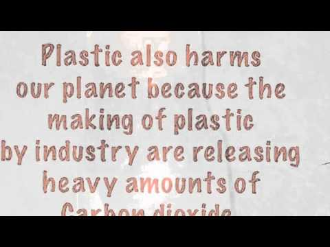 plastic pollution on our planet