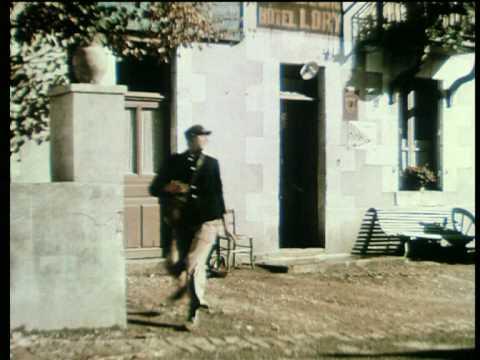 Jour de fête  de Jacques Tati restauré (bande annonce )