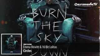 Emma Hewitt & 16 Bit Lolitas - Circles (Burn The Sky Down album preview)