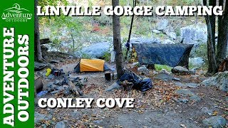 Linville Gorge Camping & Backpacking ~ Linville River ~ Conley…