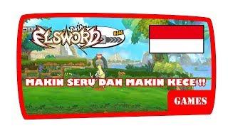 Game RPG Terkeren !?!? - Elsword Gameplay Indonesia