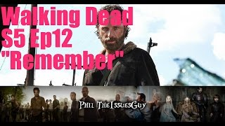 The Walking Dead Season 5 Episode 12