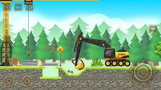 Construction City 2 - Truck, Crane and Firetruck | Android Gameplay | Droidnation