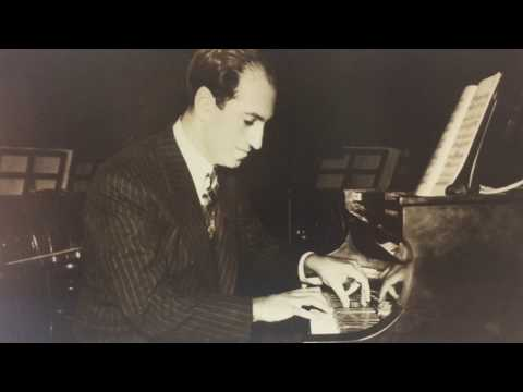 Gershwin introduces and plays his Variations on I Got Rhythm