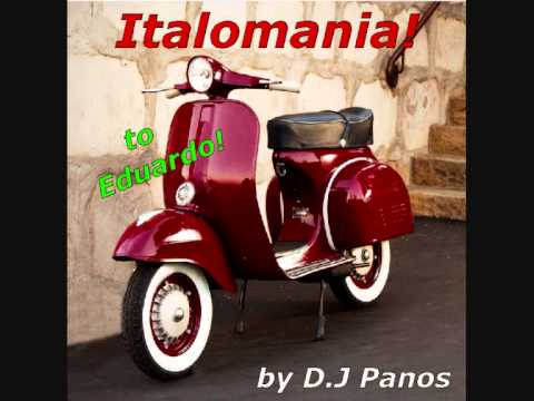 Italomania! by D.J Panos