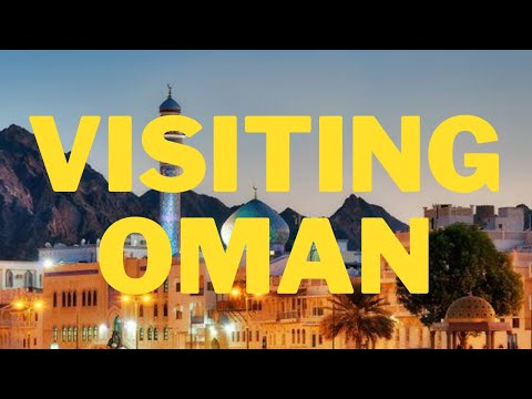 You must try to visit Oman