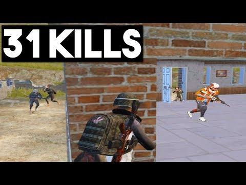 INSANE 31 KILLS SOLO VS SQUAD! | PUBG Mobile