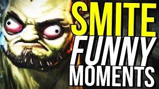 MASTER OF BIG BALLS! (Smite Funny Moments)
