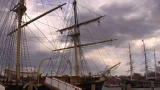 A visit to Mystic Seaport, The Museum of America and the Sea