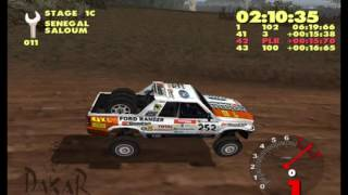 Paris-Dakar Rally - Cars - FULL CAMPAIGN GAMEPLAY (1/5)