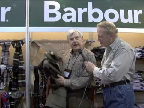 SHOT Show 2010 Barbour