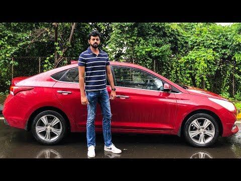 Hyundai Verna - Feature Loaded Sedan | Faisal Khan